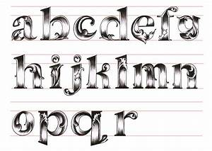8 Different Font Styles Images - Different Tattoo Styles ...