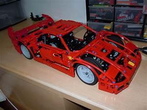 Lego Technic Ferrari : ferrari f40 by jorgeopesi technic gears ~ Maxctalentgroup.com Avis de Voitures