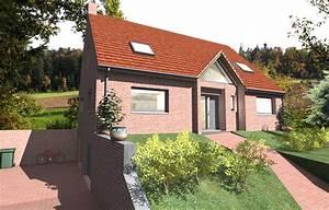 Sous Sol Maison : couleur maison construction maison avec sous sol ~ Melissatoandfro.com Idées de Décoration
