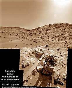 Curiosity Finds Ancient Mars Likely Had More Oxygen and ...