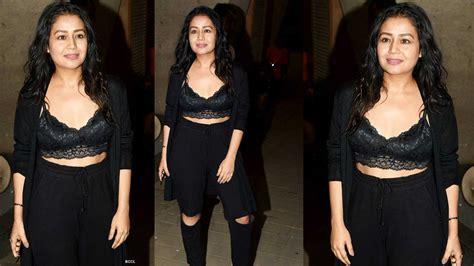 Neha Kakkar Gets Trolled For Her Dress Hindi Movie News