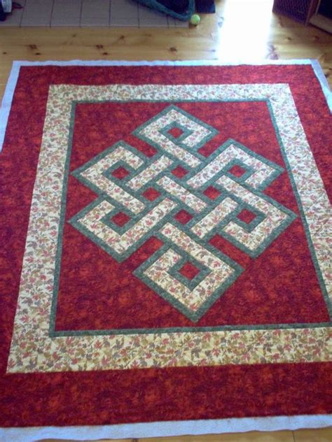 knot a quilt gordian knot quilt pattern free honorable mention