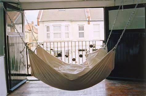 indoor hammock bed cool indoor hammock le beanock digsdigs