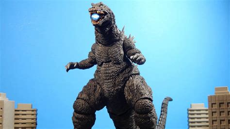 S.h.monsterarts Godzilla (2001) Stop Motion