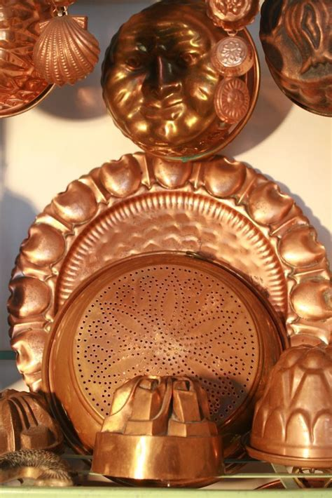 pin  lola  deaton  copper copper pots copper ware copper decor