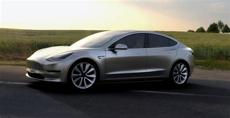 Tesla Model 3 Compared To The Bmw I3