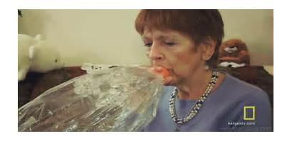 Grandma Vaporizer Marijuana Hash Culture Inhales Jello