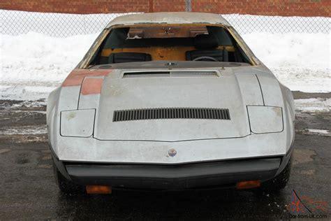maserati bora engine 1975 maserati bora 4 9 litre
