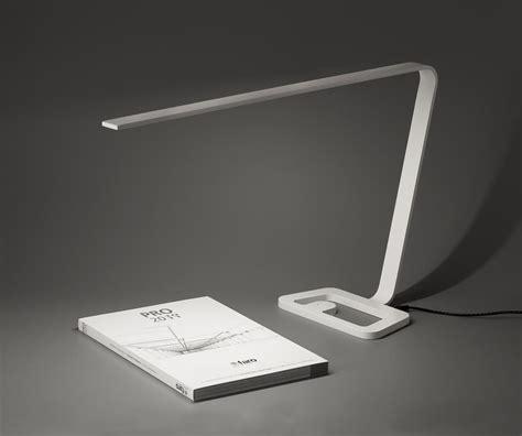 yap white led designer desk l faro r 233 f 11020252
