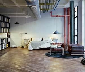 Schlafzimmer Vintage Style : industrial style kreutz landhaus magazin ~ Michelbontemps.com Haus und Dekorationen