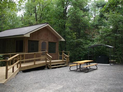 additional fireplace roofed accommodation at ontario parks