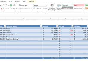 invoice record keeping template invoice