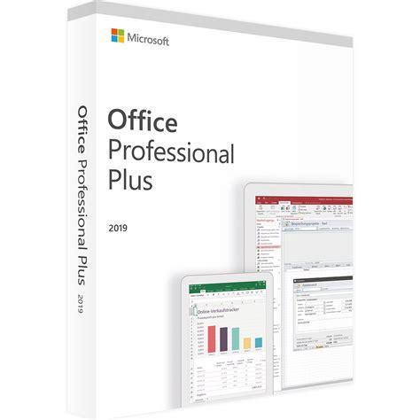 ms office kaufen microsoft office 2019 professional plus kaufen