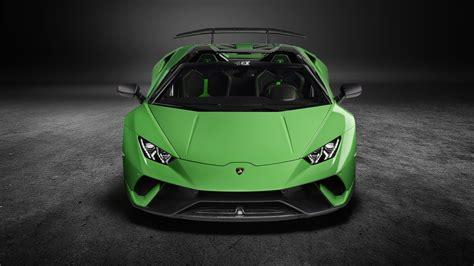 VidÉo  La Lamborghini Huracán Performante Perd Son Toit