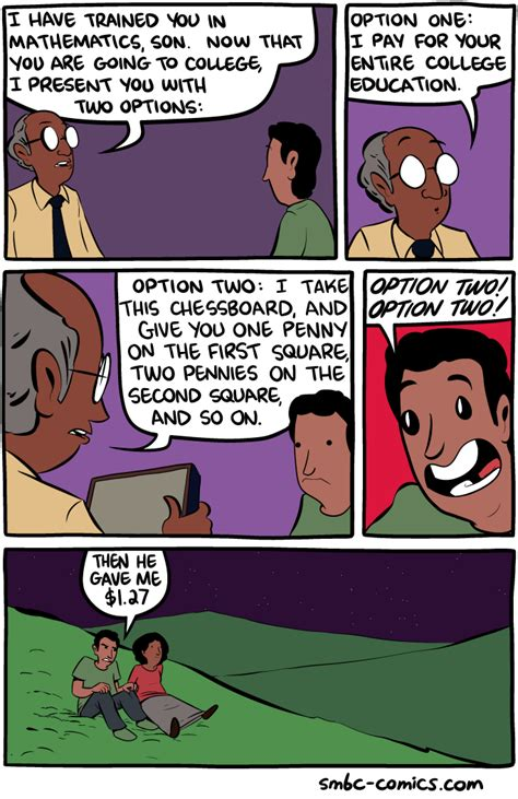 Saturday Morning Breakfast Cereal - The Other Side of the ...