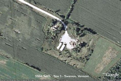 556th SMS - Site 3 - Swanton, Vermont