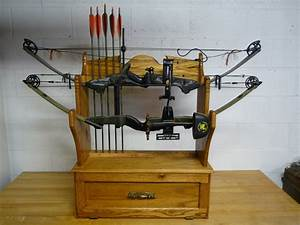 How To Build A Bow Rack - Image Mag