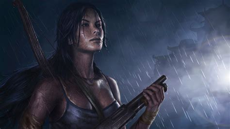 tomb raider reborn art wallpapers hd wallpapers id