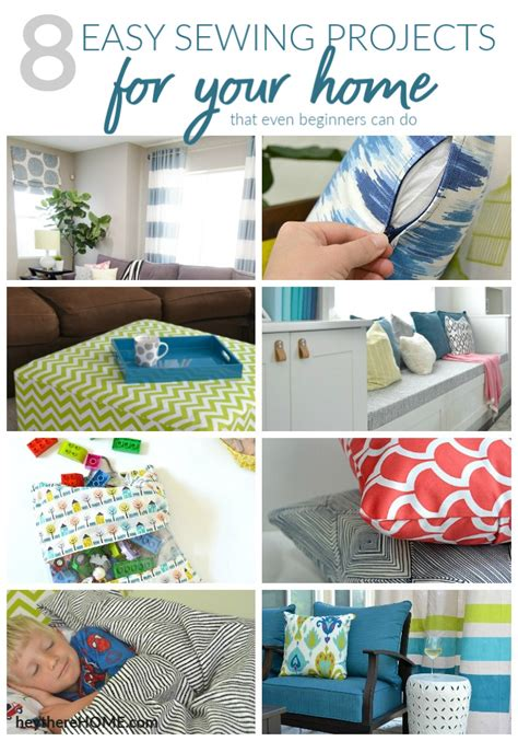 easy sewing projects   home  beginners