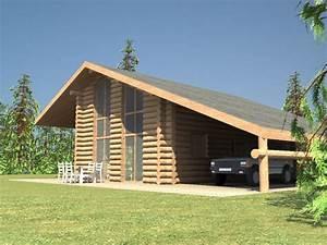 Chalet En Bois Habitable Livré Monté : chalet bois habitable prix ~ Dailycaller-alerts.com Idées de Décoration