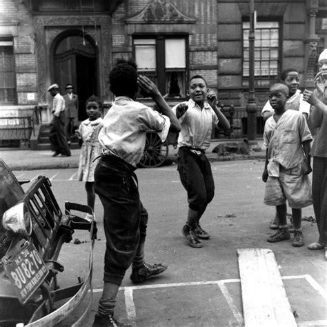 Harlem Street Life Photos From The 1930s Timecom