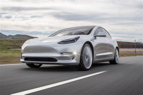 2018 Tesla Model 3  Wallpapers  Car Preview And Rumors