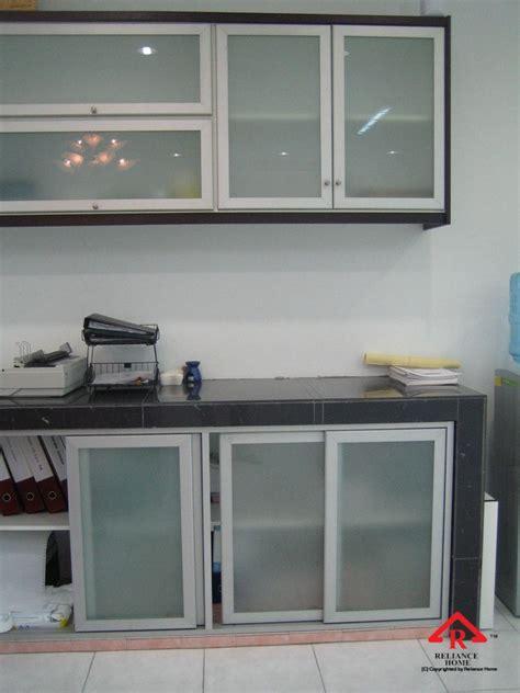 aluminum frame glass kitchen cabinet doors 2020 glass