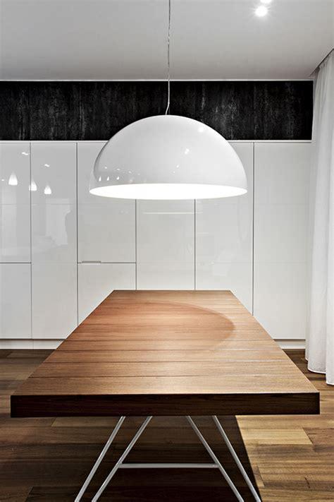 renovated apartment  italy boasts elegant black