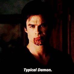 the vampire diaries damon salvatore damon x salvatore ...