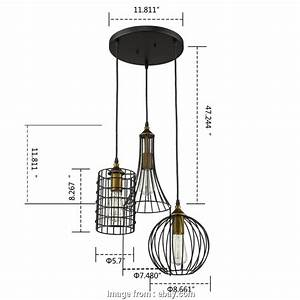 How To Wire  Light Chandelier Practical Antique 3 Lights