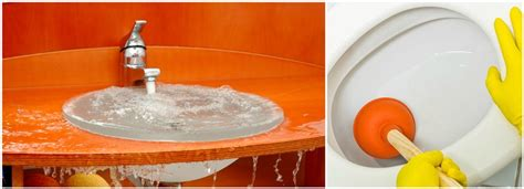 water clogged in kitchen sink how to unclog a sink or a toilet hirerush 8911