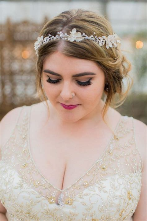 awesome wedding hairstyle   face   slim