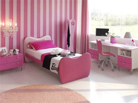Cool Inspiration Ideas Pink Bedroom For Girls House Design