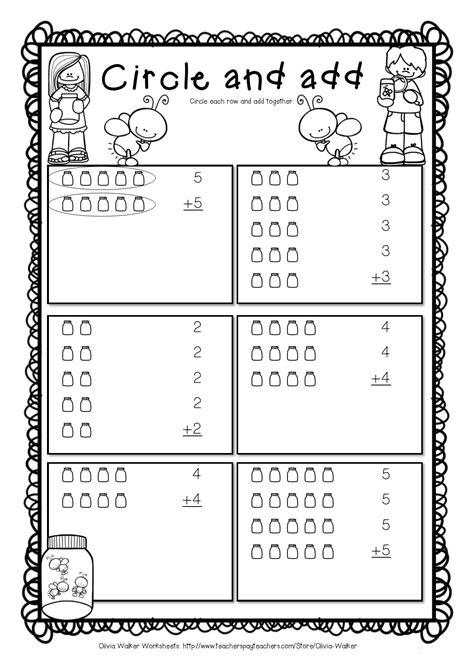 arrays worksheets grade two math standard