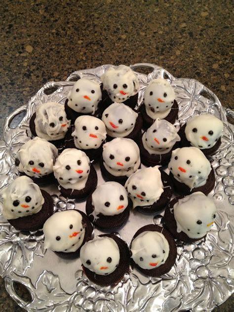 southern  sassy snowmen cake pop treats