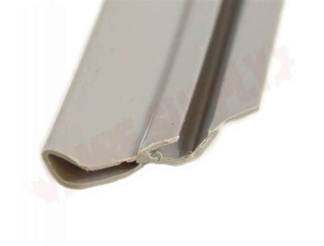 wgf ge dishwasher bottom door gasket deflector strip