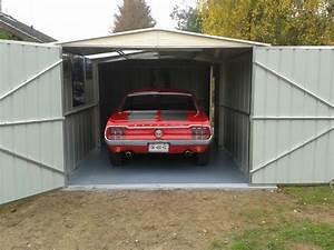 Garage Qui Reprend Les Voiture : un garage en m tal pour votre voiture de sport ~ Medecine-chirurgie-esthetiques.com Avis de Voitures