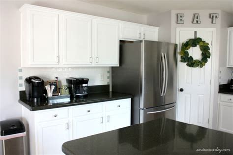 best paint finish for kitchen cabinets kitchen in snow white milk paint general finishes design 9172