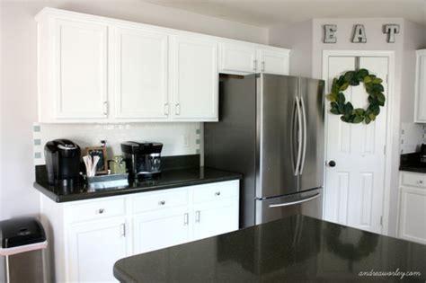 kitchen  snow white milk paint general finishes design center