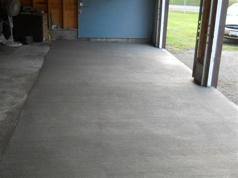 Concrete Floor Garage by Concrete Garage Floor Repair And Replacement Canadian