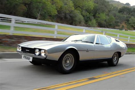 The Jaguar Bertone Pirana Coupe