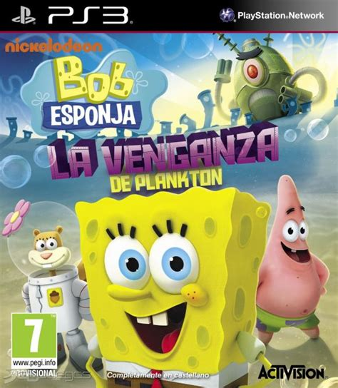 Check spelling or type a new query. Bob Esponja La venganza de Plankton para PS3 - 3DJuegos