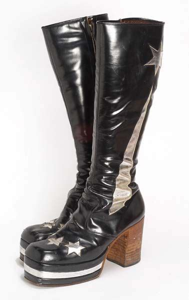 Boots Museum London Fashion Influences Ranged