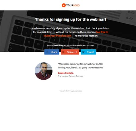 Home Designer Pro Webinar by Century Pro Webinar Confirmation Landing Page The