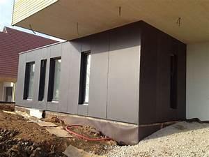 Bardage Fibre Ciment : bardage composite eternit hr27 montrealeast ~ Farleysfitness.com Idées de Décoration
