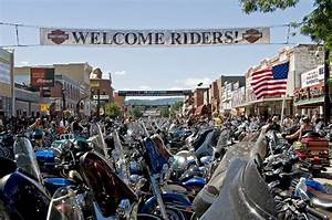Sturgis - Biker Rally of Extremes - Spirit of the West ...