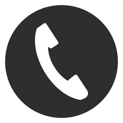 telephone black  white icon ad ad ad black