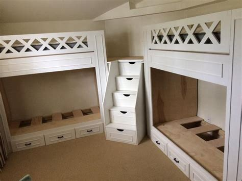 twin  quad bunk beds thestocktonmill