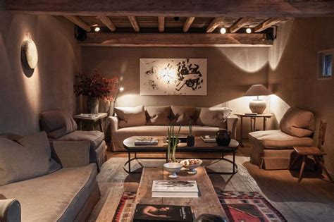 chambre design de luxe zannier chalet en bois promettant des vacances