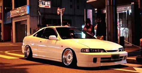 Jdm Honda Integra Type-r On Bbs Rs In Japan